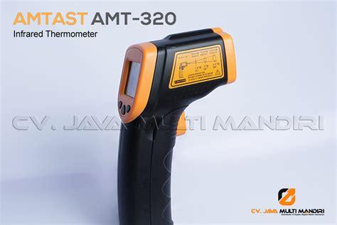 Alat Termometer Ruangan alat ukur suhu udara dan ruangan infrared thermometer amt320