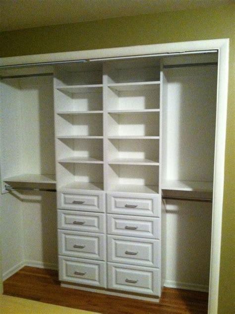 ideas  small closets  pinterest small