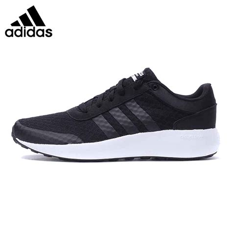 original new arrival 2017 adidas neo label cloudfoam race s skateboarding shoes sneakers in