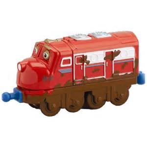 Chuggington Trains Muddy Wilson Chuggington Wwsm
