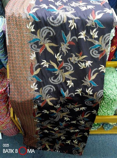 Kain Katun Batik jual kain batik katun aseli jogja bomanta