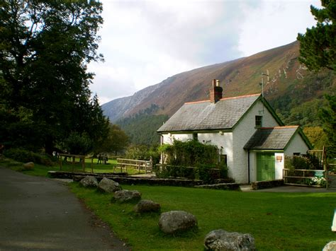 cottage ireland cottage glendalough national park ireland this