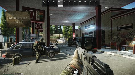 Escape From escape from tarkov made with unity