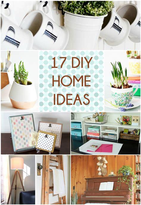great ideas 17 diy home ideas