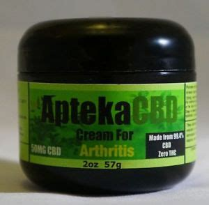 marijuana ointment for arthritis apteka cbd hemp cream for arthritis pain relief 2oz ebay