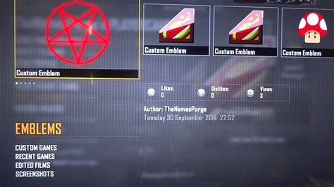 after patch black ops 2 how to emblems ps3xbox how to copy black ops 2 emblems after patch 1 18 ps3
