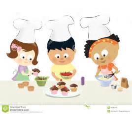 kuchen backen mit kindern children chef clipart bbcpersian7 collections