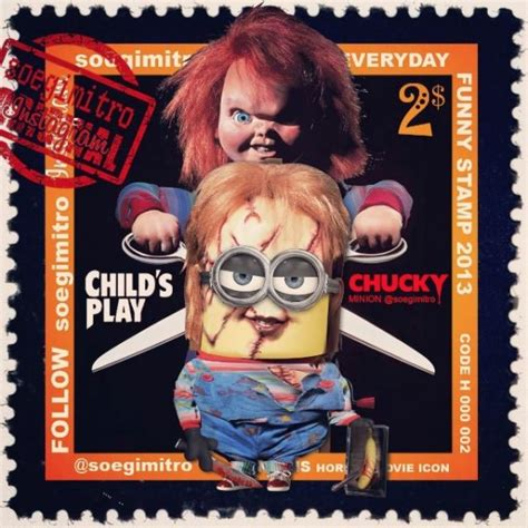 imagenes de minions hallowen im 225 genes divertidas de chucky