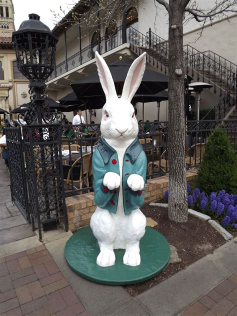 City Bunny Country Bunny by Easter Bunny On The Country Club Plaza Kansas City