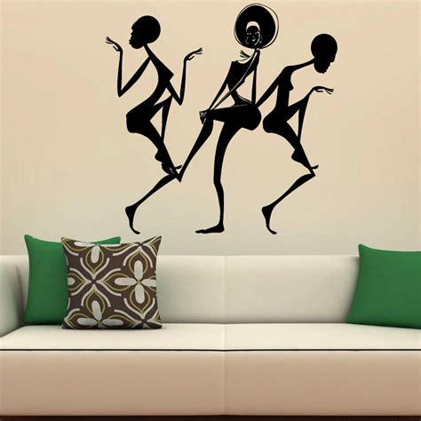 African Wall Stickers online buy wholesale african wall from china african wall