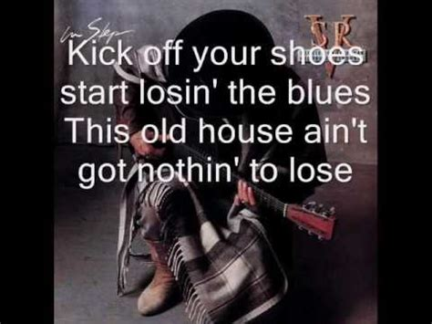 stevie ray vaughan the house is rockin the house is rockin stevie ray vaughan in step 1989