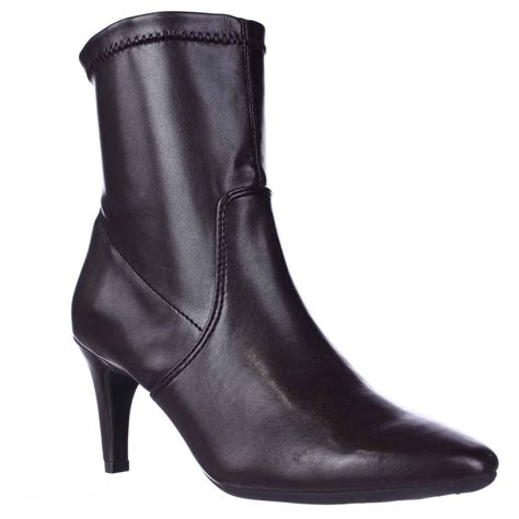 aerosoles excess pointed toe dress high ankle boots