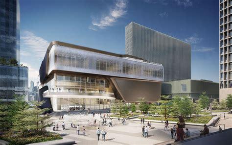 west kowloon cultural district lyric theatre complex