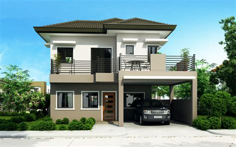 a 1 story house 2 bedroom design sheryl four bedroom two story house design pinoy