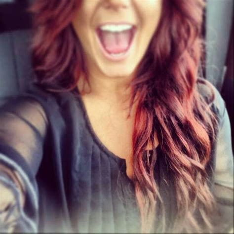 what red hair colour does chelsea houska have hair chelsea houska red hair teen mom 1 2 pinterest