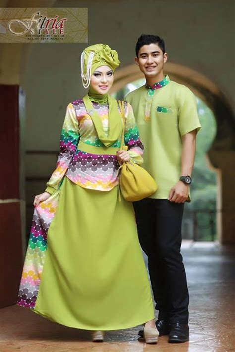 Kemeja Hijau Only Style by Dewa Dewi Hijau Baju Muslim Gamis Modern