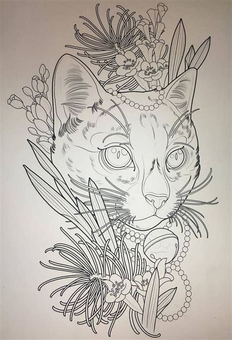tattoo sketch cat 2934 best images about sketch tattoo on pinterest alex