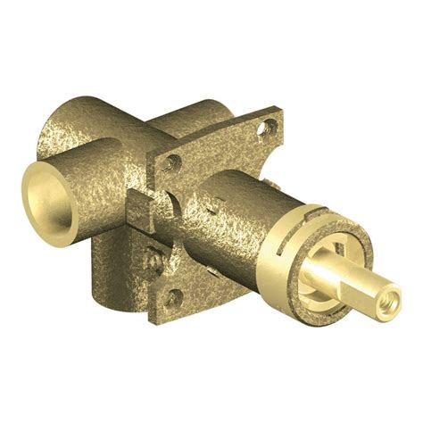 Bath Shower Mixer Diverter moen brass rough in 2 function transfer shower valve 1 2