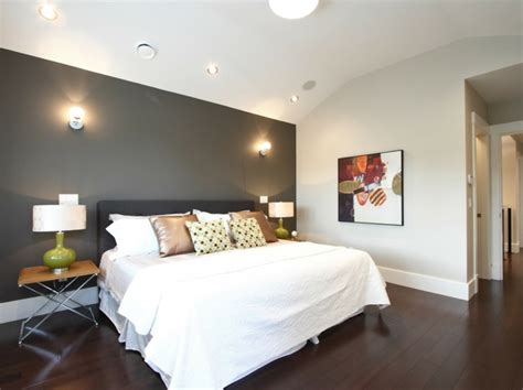 Schlafzimmer Farbe Grau by Wandfarbe Grau Im Schlafzimmer 77 Gestaltungsideen