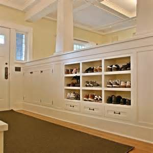 Shoe Cubbies Ikea Entryway Built In Shoe Storage Just Need A Much Smaller