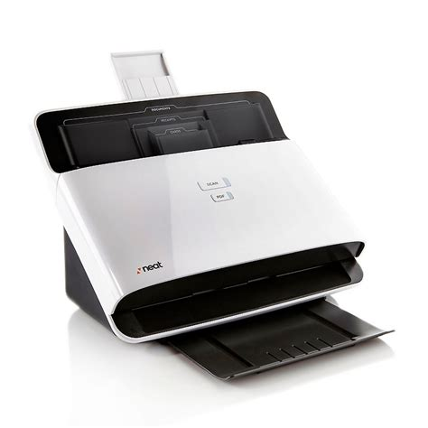 win a neatdesk desktop scanner and digital filing system
