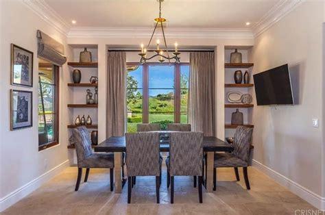 mediterranean dining room ideas