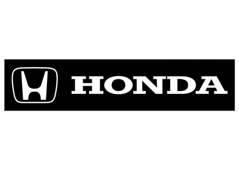 Honda Stickers by Honda 1 Decal 2025 Self Adhesive Vinyl Sticker Decal