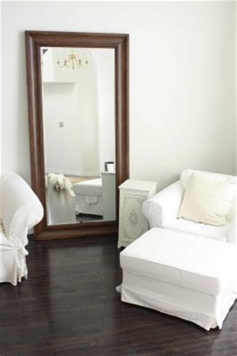 copy cat chic crate and barrel s maxx floor mirror