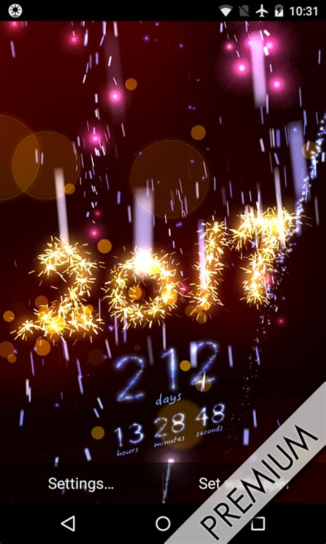 new years countdown live new year countdown android apps on play