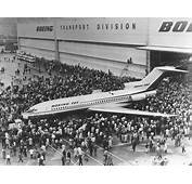 The First Boeing 727 Ever Made Takes Its Last Flight