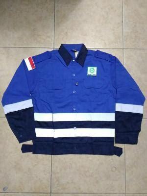 baju bca jual baju kerja safety combinasi biru bca berkualitas