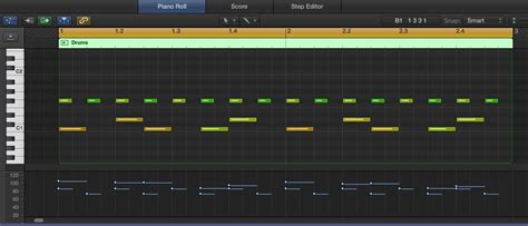 drum pattern creator using logic pro drummer to create drum fills ask audio