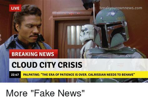 Breaking News Meme Generator - breaking news meme break your own ne live breaking news