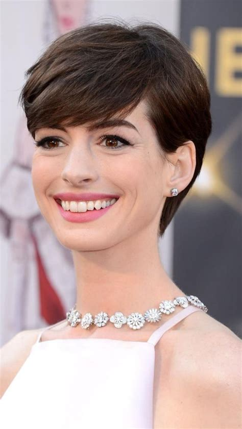 short edgy haircuts for square faces the best short haircuts by face shape brown pixie cut
