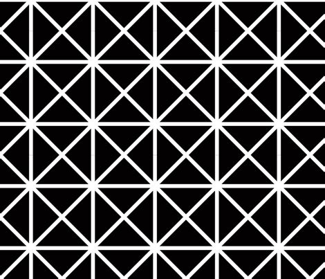 black and white grid pattern fabric black and white grid fabric clothcraft spoonflower