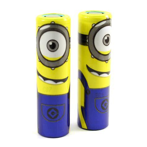 Wrap Baterry 18650 Minion 18650 battery wraps