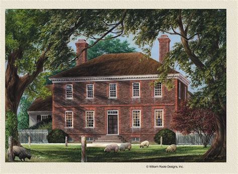 william poole house plans william e poole designs george wythe house