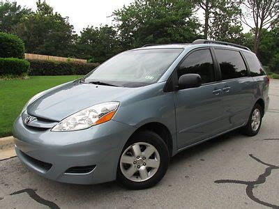 2008 toyota automatic sliding door in le buy used 06 ce seating for 7 dual sliding doors one