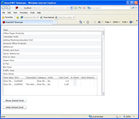 javafx nested layout nested grid in another grid cell sle smart gwt