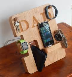 Books On The Nightstand Personalized Phone And Apple Watch Docking Station