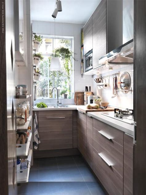 Ikea Kitchen Design For A Small Space by Best Ikea Small Kitchen Ideas Z Other