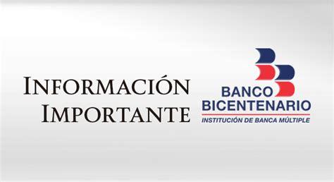 planilla de solicitud credinomina banco bicentenario credinomina del banco bicentenario