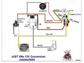 Addition farmall tractor wiring diagram on wiring diagram for ford 8n
