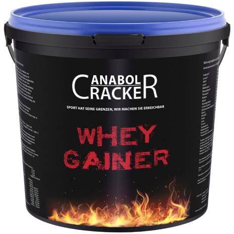Whey Gainer whey gainer 3000g anabol cracker