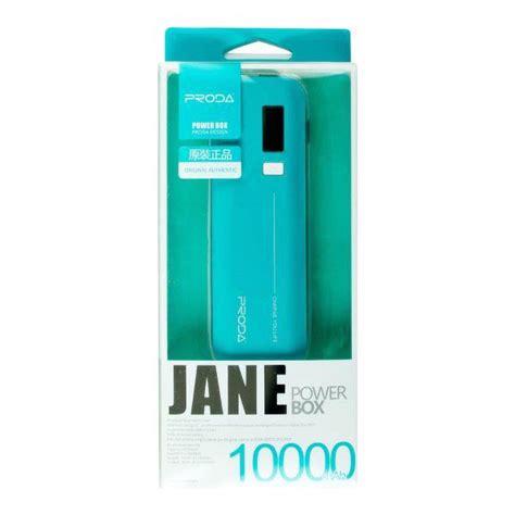 Power Bank Remax Proda V6i 10000mah Lithium Ion Battery 1 power bank remax 10000mah v6i blue ppl 5