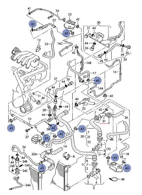 vw vr6 engine diagram 6 best images of 2001 jetta vr6 engine electrical diagram