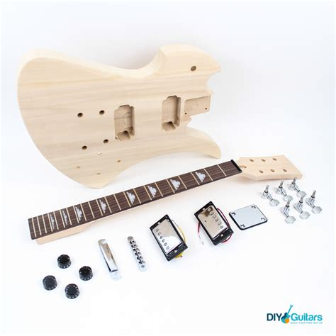 diy guitar kit quot richbird quot diy guitar kit diy guitars