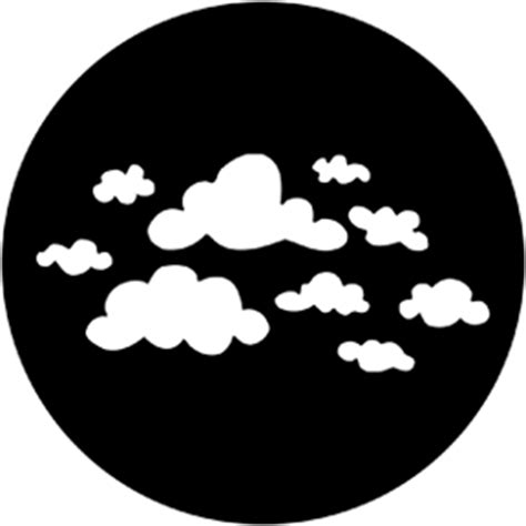 rosco templates template basics clouds and skies