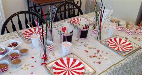 christmas activities   super fun kids dinner table