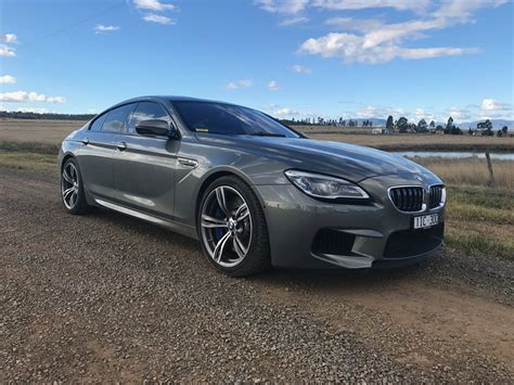 Bmw Gran Coupe M6 by 2017 Bmw M6 Gran Coupe Review Photos Caradvice